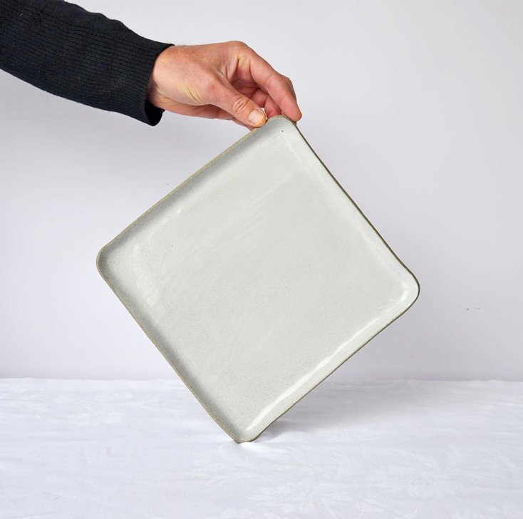 Square plate STW